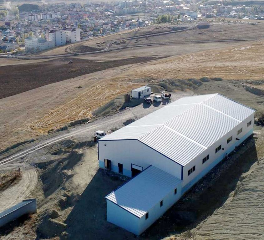 ERZURUM – AŞKALE POTABLE WATER TREATMENT PLANT