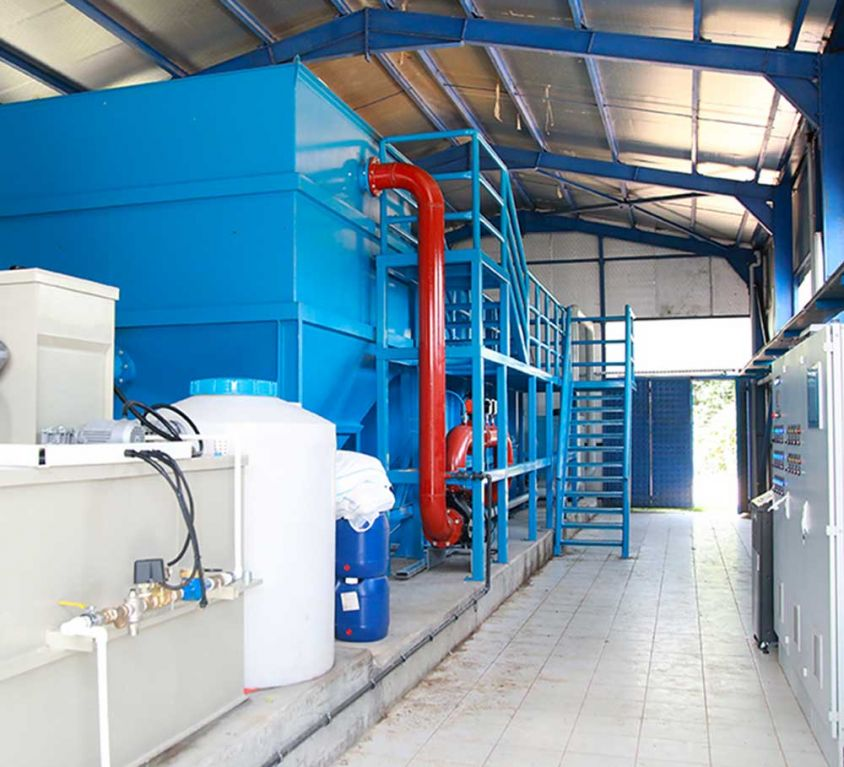 SAKARYA – KANLIÇAY POTABLE WATER TREATMENT PLANT PROJECT