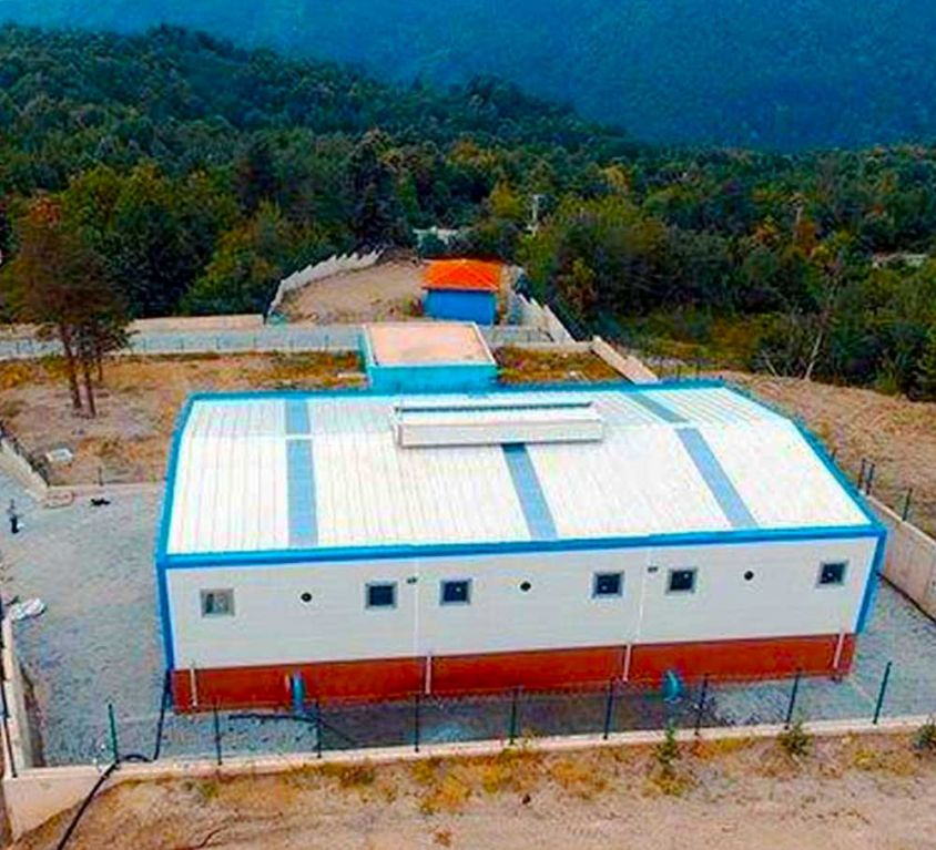 SAKARYA – MEMNUNİYE POTABLE WATER TREATMENT PLANT PROJECT
